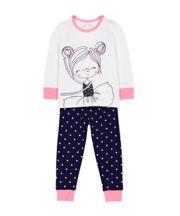 Mothercare Ballet Dancer Pyjamas