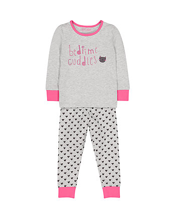 Mothercare Bedtime Cuddles Pyjamas