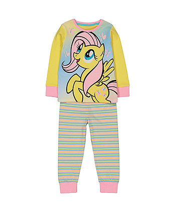 Mothercare My Little Pony Fluttershy Pyjamas