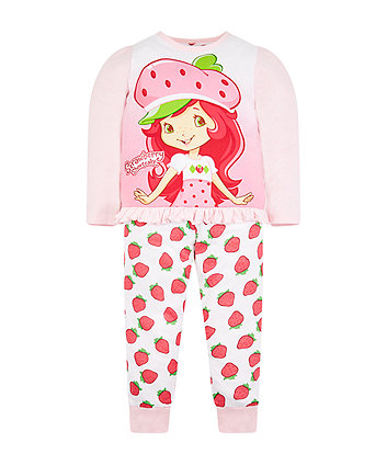 Strawberry Shortcake Pyjamas