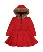 Red Swing Coat