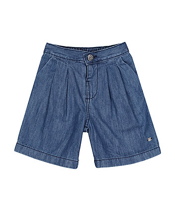 Mothercare Denim Culotte Trousers