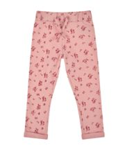 Mothercare Pink Floral Joggers