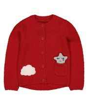 Red Star Cardigan