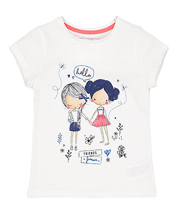 Mothercare Friends Forever T-Shirt