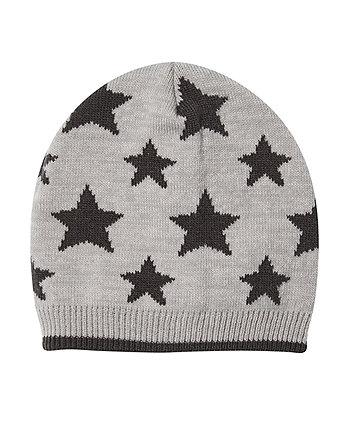 Grey Star Magic Beanie Hat