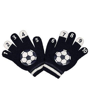 Football Magic Count Gloves