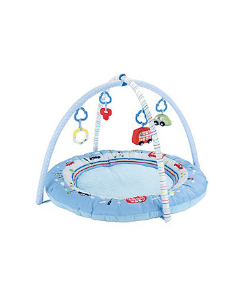 Mothercare On The Road Playmat With Toy Arch