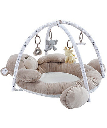 Mothercare Teddy'S Toy Box Luxury Playmat And Arch