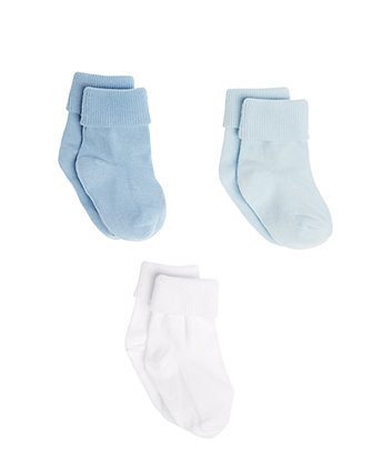 Turn-Over-Top Socks
