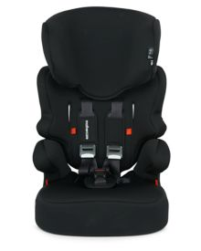 Mothercare Malmo Highback Booster Car Seat - Black