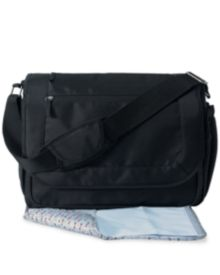 Mothercare Messenger Change Bag - Black