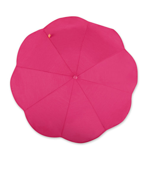 Mothercare UV Universal Clamp Parasol - Dark Pink