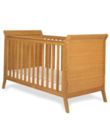 Mothercare Hampstead Cot Bed - Oak