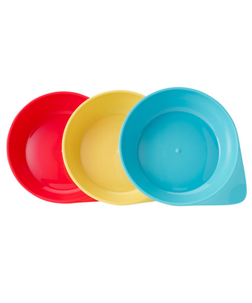 Mothercare Essential Bowls - 3 Pack