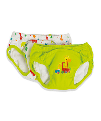 Mothercare Little Circus Potty Training Pants 2 Pack