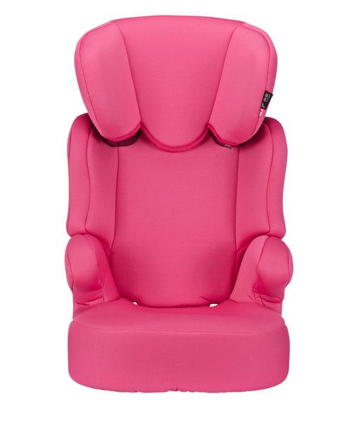 Mothercare Milan Highback Booster Car Seat - Pink