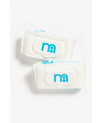 Mothercare All We Know Baby Nappy Sacks - 2 x 150 Pack