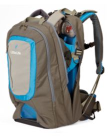 LittleLife Ultralight Convertible S2 Back Carrier