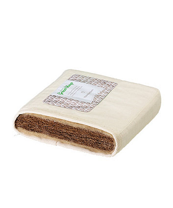 The Little Green Sheep Natural Crib Mattress 38 x 89cm