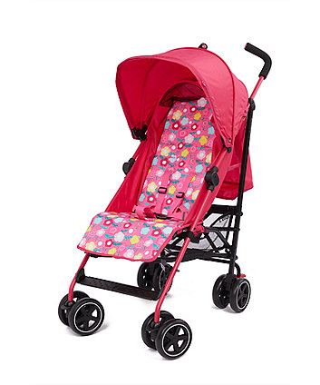 Mothercare Nanu Stroller - Pink Daisy