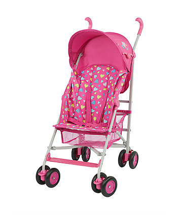 Mothercare Jive Stroller - Hearts