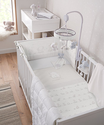 Mothercare My First Jersey Blankets - 3 Pack