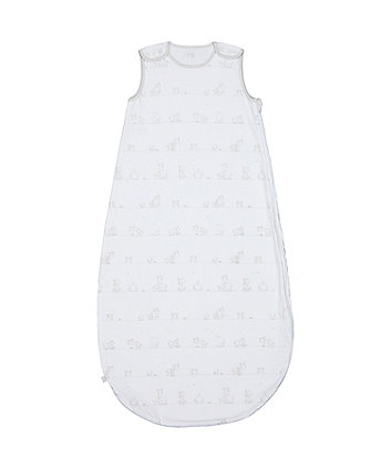 Mothercare My First Grey 1 Tog Sleep Bag - 6-18 Months