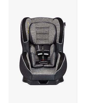 Mothercare Porto Combination I-Size Car Seat - Nova Black