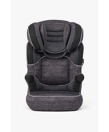 Mothercare Sena Easyfix Highback Booster Car Seat - Black