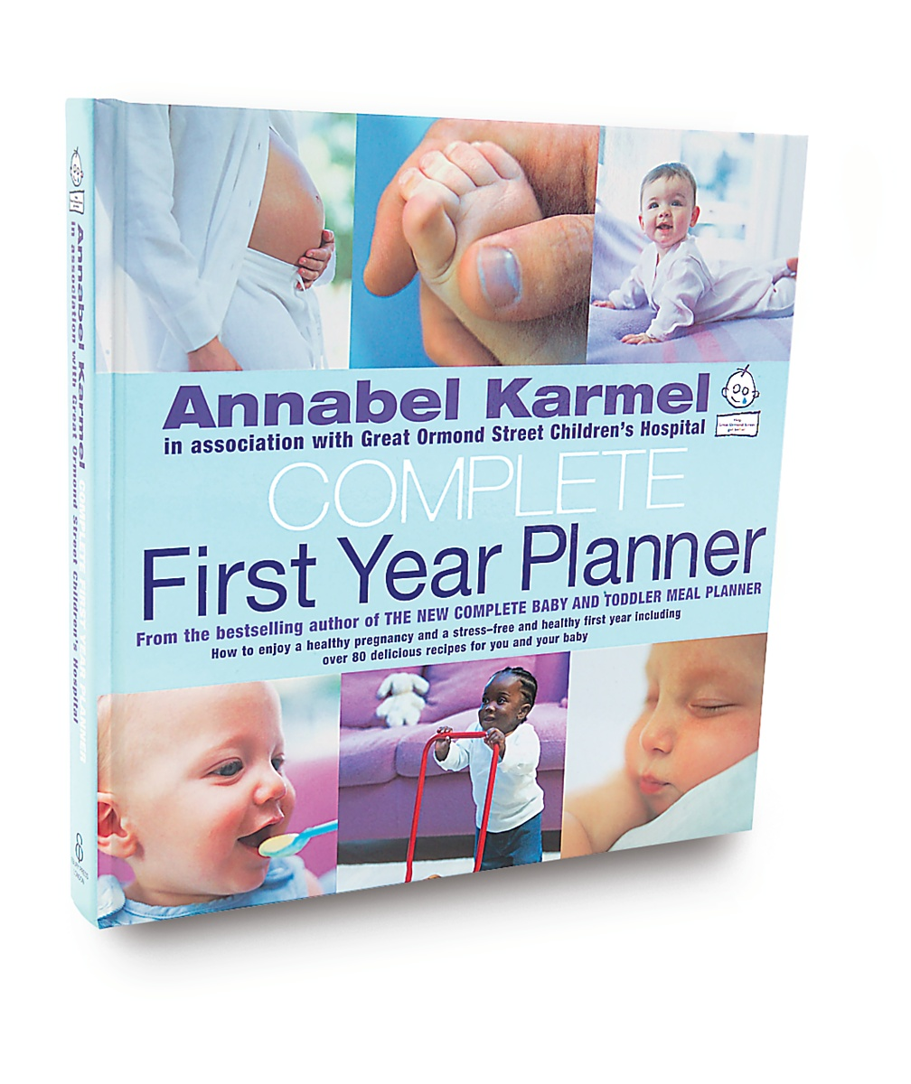 Annabel Karmels Complete First Year Planner