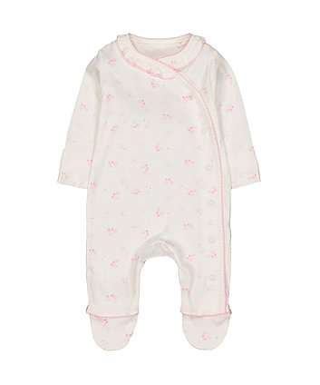 Mothercare Ruffle All In One