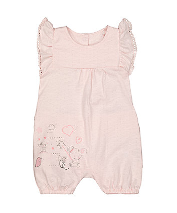 Mothercare My First Ruffle Romper