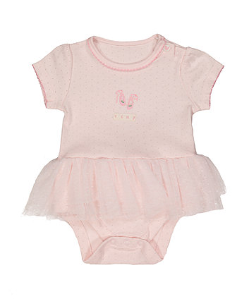 Mothercare My First Ballet Tutu Bodysuit