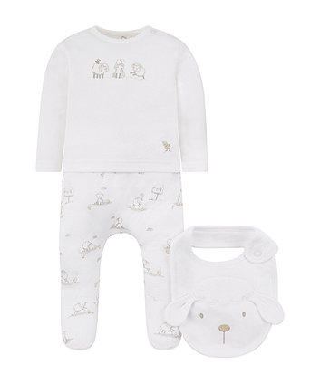 Little Lamb 3-Piece Set