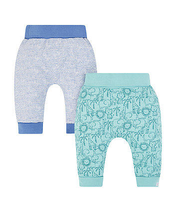 Mothercare Jungle Joggers – 2 Pack