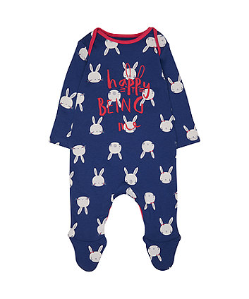 Mothercare Bunny All In One