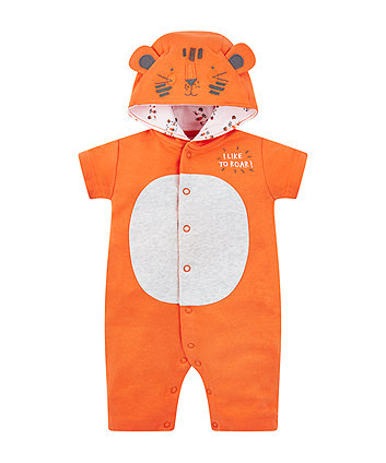 Mothercare Tiger Rompers