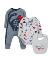 Little Explorer 3-Piece Set