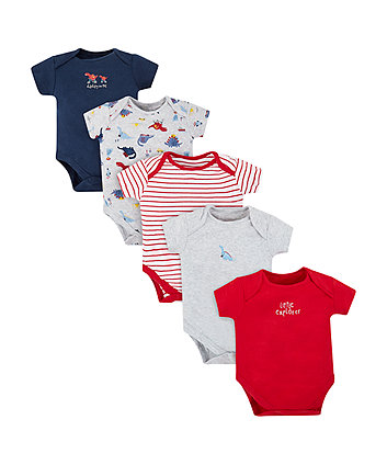 Daddy And Me Bodysuits - 5 Pack