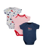 Mothercare Daddy And Me Bodysuits - 3 Pack