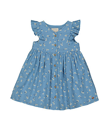 Mothercare Daisy Frill Dress