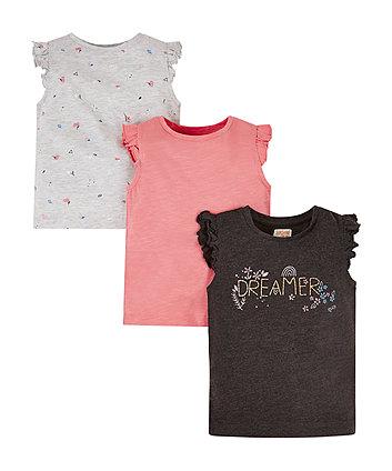 Dreamer T-Shirt - 3 Pack