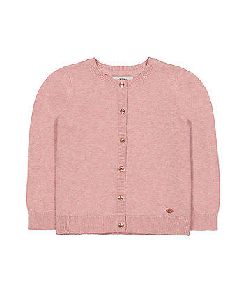 Mothercare Pink Cardigan