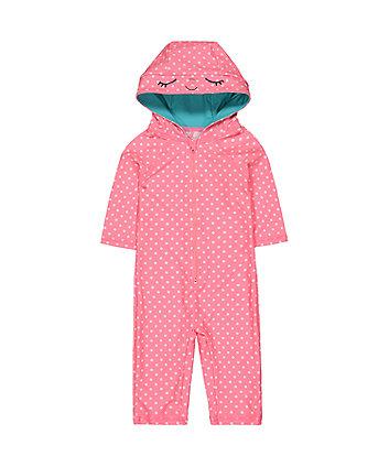 Mothercare Polka Dot Modesty Sunsafe Suit