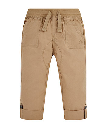 Stone Convertible Trousers