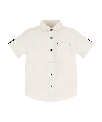 Mothercare White Shirt