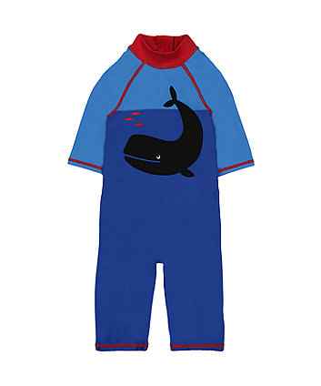 Mothercare Whale Sunsafe