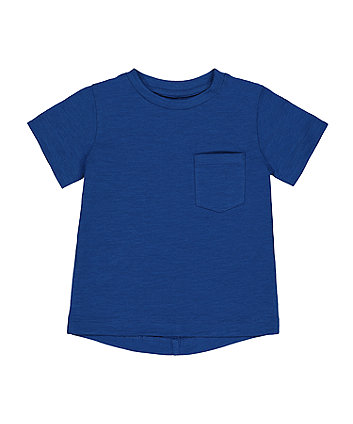 Bright Blue T-Shirt