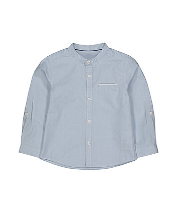 Mothercare Striped Grandad Shirt